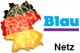 Blau Netzabdeckung Mobilfunk – LTE (4G), HSPA (3G), UMTS, EDGE