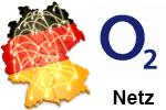 o2 Netzabdeckung - Mobilfunk