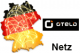 otelo Netzabdeckung Mobilfunk – LTE (4G), HSPA (3G), UMTS, EDGE