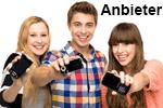 Anbieter für Smartphone Tarife