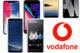 Smartphones / Handys günstig mit Vodafone Handyvertrag (z.B. Red)