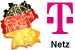 Telekom Netzabdeckung - Mobilfunk