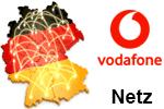 Vodafone Netzabdeckung - Mobilfunk
