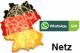 WhatsApp SIM Netzabdeckung Mobilfunk – LTE (4G), HSPA (3G), UMTS